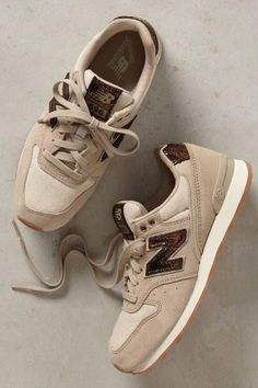 Capsule Metallic Sneakers by New Balance | Pinned by topista.com