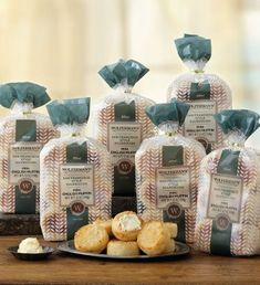 Mini English Muffins: Gifts & Samplers Delivered | Wolferman's
