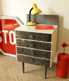Bicyce chain drawers !