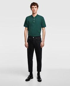 432963f3a80 ZARA - MAN - BASIC PIQUÉ POLO SHIRT Pique Polo Shirt