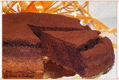TORTA SOFFICE DI ALBUMI AL CACAO / CAKE SOFT WHIT EGG WHITES COCOA