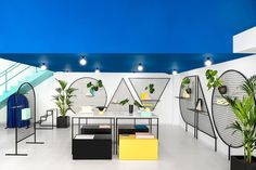 Masquespacio Designs a Quirky World for Gnomo in Valencia, Spain | Yatzer