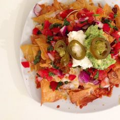 We're celebrating the weekend with #nachos tonight at La Gringa! by lagringamadrid