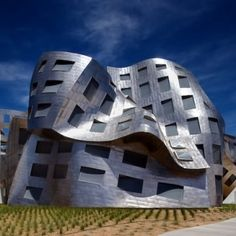 Center for Brain Health. Frank Gehry - Cleveland Clinic