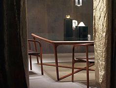 dining table - obi - in situ - ceccotti