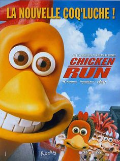 Chicken Run [id] - Nick Park & Peter Lord Film D'animation, Film Books, Movie Film, Streaming Movies, Hd Movies, Movies To Watch, Hd Streaming, Movies Online, Movies