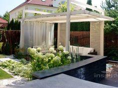 Taras i ogród - Ideabook użytkownika Kasia Izdebska - homebook