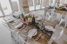 Wedding Venue on Vaal River near Parys Wedding Reception, Wedding Venues, Table Settings, Bridal, Couples, Decor, Marriage Reception, Wedding Reception Venues, Wedding Places