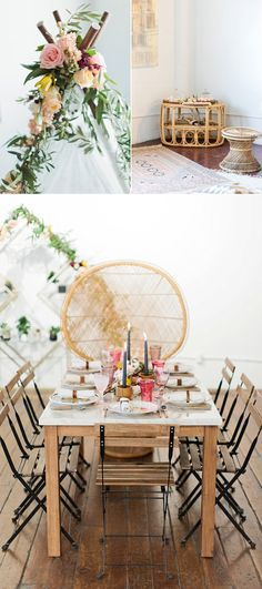 """Modern Baby Shower + """"You Are Loved"""" Calligraphy Backdrop – Style Me Pretty"""