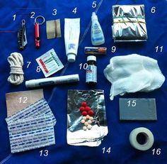 #firstaid Camping Survival, Camping And Hiking, Survival Prepping, Emergency Preparedness, Survival Skills, Camping Gear, Survival Gear, Camping Hacks, Camping Trailers