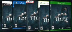 El reboot de la saga 'Thief' estará disponible el 28 de febrero de 2014 para las consolas de antigua y nueva generación: PS3, PS4, X360  y Xbox One. Distribuido por Square Enix y desarrollado por Eidos Studios – Montreal, quienes ya sorprendieron con 'Deus Ex Human Revolution'.