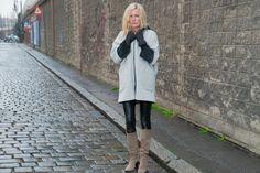 Mantel Nelly by STEFANIE KROTH Duster Coat, Jackets, Fashion, Sewing Patterns, Down Jackets, Moda, La Mode, Jacket, Fasion