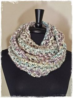 Trying to keep everyone warm in the cold Northeast with chunky scarfs!     Easy crochet pattern below.        W   I   N   T   E   R     W  ...