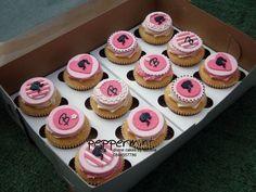 Barbie Cupcakes Barbie Cupcakes, Peppermint Cake, Desserts, Food, Tailgate Desserts, Deserts, Essen, Dessert, Yemek