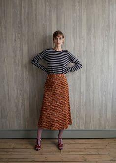 Gossan Woman Skirt, Ochre