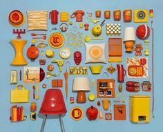 Jim Golden   Fotografia   Organização de objetos de várias pessoas diferentes