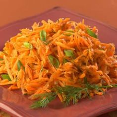 Lemony Carrot Salad Slide