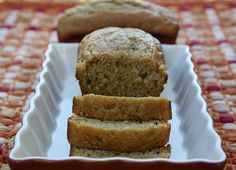 Pumpkin Zuchinni Bread