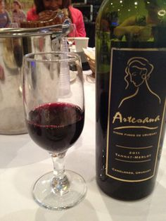 Let me introduce you to Uruguayan wine