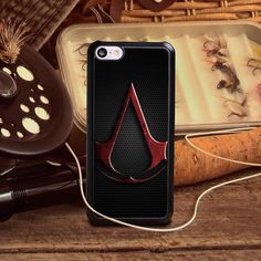2016 Hot sale Red assassins creed symbol Pattern DIY TPU&PC Material Phone Cases for iPhone 4S 5 5S 5SE 6S 6S 6P Phone shell //Price: $12.00 & FREE Shipping //     #ubisoft