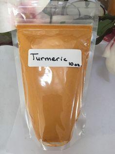 Turmeric Root Powder, 10oz, Ground Curcuma Longa, Curcumin, Free Ship! (Tumeric)…