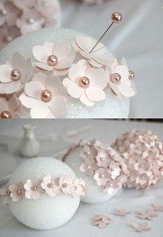 Super beautiful origami flower ball tutorial wedding bouquet of lilac DIY…
