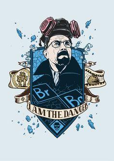 I am the Danger! on Behance