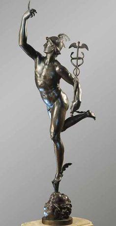 Mercurio. Juan de Bolonia