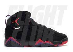 "air jordan 7 retro (gs) · ""raptor"""