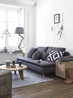 Living // Kleine Wohnung ganz gemütlich