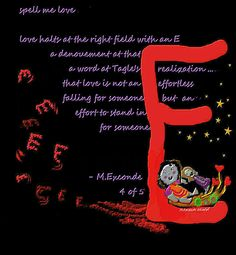 Spell Me Love ... 4