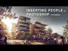 ARQUI9 | Tutorial de Postproducción en Photoshop I | ejeZeta