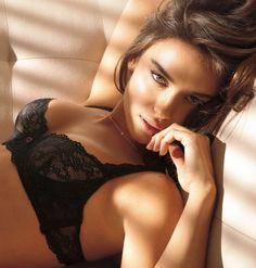 Irina Shayk – La Senza Lingerie Photoshoot