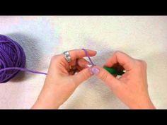 (10) Adjustable Slip Knot - Crochet - YouTube