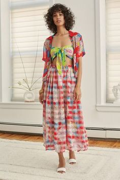 A Peace Treaty Resort 2019 Fashion Show Collection: See the complete A Peace Treaty Resort 2019 collection. Look 12