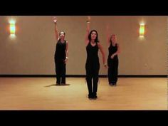 I really enjoyed doing the Zumba routines that these ladies have on YouTube.