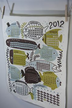 2012 Fishies Friends by melisza