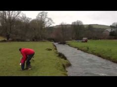 SEE IT: Dog Jumps Over A River In Single Attempt
