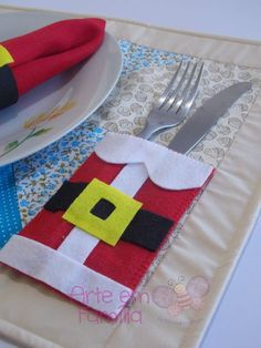 Dibujos y modelos cubiertos bolsa de fieltro con bolso estrella para decoración cubiertos cubiertos soporte