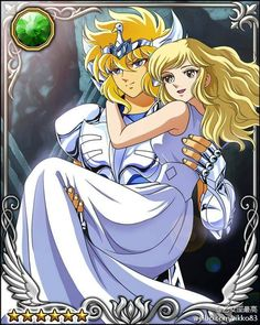 Hyoga and eri - Google Search