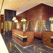 New Berlin Marriott Hotel Reception