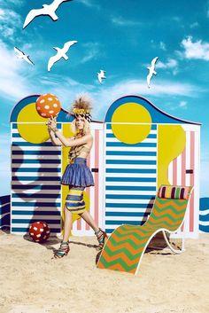 Victoria Anderson JUCO5 Victoria Anderson for Schön! Magazine by JUCO