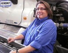 #Penske - Read more about careers at Penske Truck Leasing in truck fleet maintenance from people who work here!