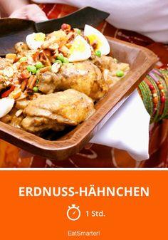 Erdnuss-Hähnchen - smarter - Zeit: 1 Std. | eatsmarter.de
