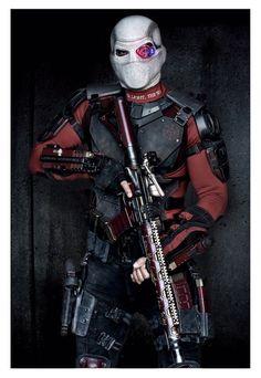 'Escuadrón Suicida' imagen de Deadshot, Harley Quinn y Killer Croc – Cinéfilos | Cinefanático