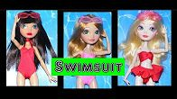 How to make an easy Swimsuit for Dols