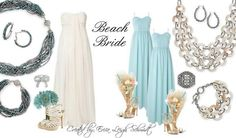 Coastal or beach wedding? Check out Seaside and Sandy from Premier Designs. #wedding Contact me for a jewelry consultation and to earn your wedding day jewelry for FREE.