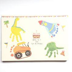 手形(足形)アートでの制作 | ラクガキアートパネルのチルアート Baby Footprint Art, Footprint Crafts, Owl Crafts, Baby Crafts, Kids Crafts, Toddler Arts And Crafts, Fingerprint Art, Handprint Art, Baby Footprints