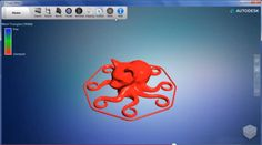 """Teachers on a tight budget will love this new design utility from Autodesk. Project Miller functions like a print preview window, but for 3D prints! Now you can """"edit"""" your 3D model before 3D printing to prevent wasted prints."""