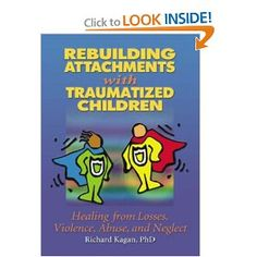 Should be useful as a resource for Creative Arts and Play Therapy with Attachment Trauma [new Guilford book Project] | Rebuilding Attachments With Traumatized Children: Healing from Losses, Violence, Abuse, and Neglect